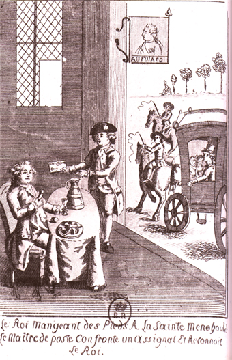 Uelques Caricatures Et Documents Iconographiques